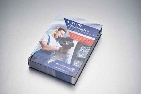 Hardcover-Katalog